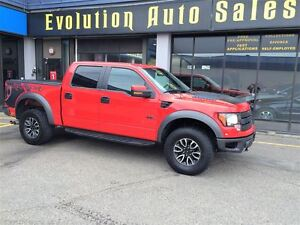 2012 Ford F-150 SVT RAPTOR !!