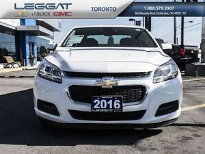 2016 Chevrolet Malibu LT-SUNROOF-CAMERA-REMOTE STARTER