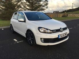 2011 Volkswagen Golf 2.0 TDI GTD (170 PS)