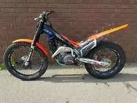Beta evo 250cc swaps