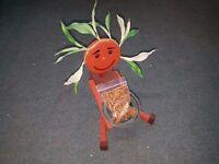 Hand made Garden ornaments