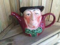 Teapot tonywood