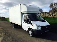 Ford Transit LWB 115 Twin Wheel Luton ONLY 71,000 MILES, BUY FOR £29 A WEEK