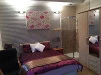 Move in today! Clean furnish small studio / flat inclu bills nr trainstation gravelly hill,Bham city