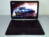 "GAMING HP 15,6"" - AMD A8 - QUAD CORE - WIN 10 - 8 GB RAM - 1TB - RADEON GC"