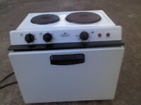 BABY BELLING ELECTRIC OVEN 121R - GREAT WORKING CONDITION