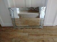 Beautiful Venetian Style Mirror ('Nessane' Ikea)
