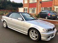 BMW 3 Series 2.0 318Ci M Sport 2dr£1,699 great drive 2006 (06 reg), Convertible