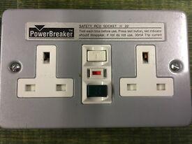 RCD POWER BREAKER