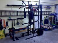 York 2002 Fitness Multi Gym. Hardly Used. £125