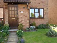 SOHAM, ELY, CAMBS SEMI DETACHED HOUSE 2 BEDROOMS