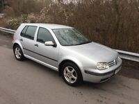 Volkswagen Golf 1.6 SE , 2001 , 93,000 MLS , tax/mot