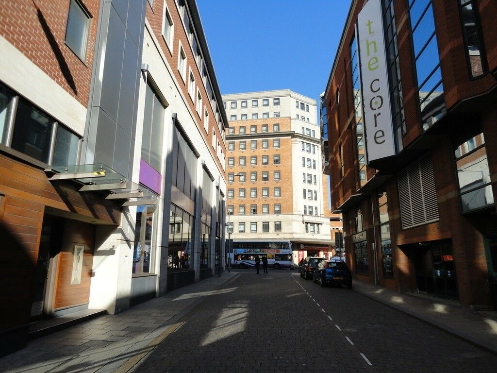 Basilica, 1 bed APARTMENT Headrow, Furnished, Leeds City ...