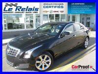 2013 Cadillac ATS Sedan AWD ***Turbo GROUPE LUXE ***