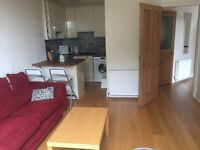 One bedroom, furnished flat in Caledonian Crescent