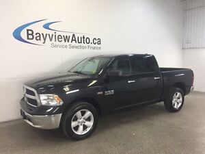 2016 Dodge RAM 1500 SLT- HEMI! CREW! NAV! BLUETOOTH! CRUISE!