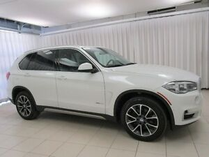2017 BMW X5 BEAUTIFUL!!! 35i x-DRIVE SUV w/ NAV, HEADS UP DISP