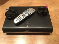 SKY HD Box Wifi and Remote