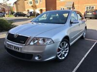 Excellent example of SKODA OCTAVIA VRS, very clean and very well maintained!