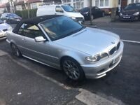 2006 BMW 318ci series M sport convertible low miles
