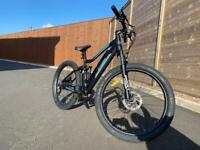 Electric Mountain Bike EBike 48V 500W Hydraulic Brakes Full Suspension Long Range Brand New
