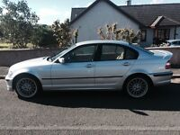 BMW 3 Series - M Sport Accessories - 2.0l Petrol - Excellent Condition For Age- Mot till May