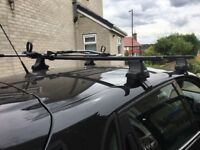 Thule roof rack/bars