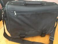 Reduced laptop bag