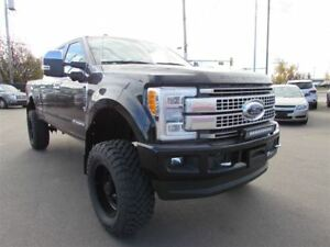 2017 Ford F-350 LIFTED Platinum NAV,PANORAMIC ROOF