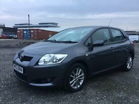 Toyota Auris 1.33 VVT-i TR 5dr GREAT LOOKING WITH 1.3 ENGINE
