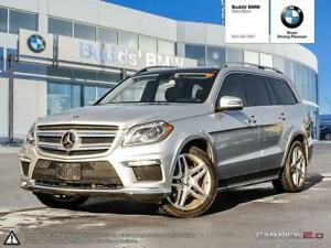 2014 Mercedes Benz GL350BT 4MATIC