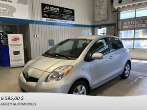 2009 Toyota YARIS 5-DR AUTOMATIQUE