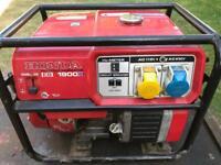 Honda eb1900x silent generator