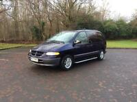 LHD dodge caravan LPG converted ( polish ) SWAP !!!