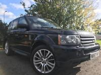 RANGE ROVER SPORTS HSE WITH FULL LAND ROVER SERVICE HISTORY