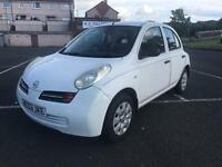 Nissan micra s 1.2 petrol full history 2003 £500 no offers