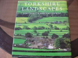 Yorkshire Landscapes Signed by Rob Talbot & Robin Whiteman