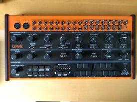 Behringer Crave synthesizer