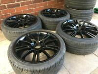 BMW MV3 Alloy wheels set