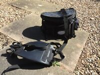 Branded Tank bag for Triumph Tiger 955i in excellent condition.