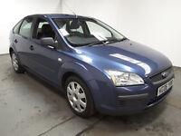 2006(06)FORD FOCUS 1.6TDCi LX MET BLUE,2 OWNER,NEW MOT,CLEAN CAR,GREAT VALUE