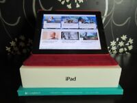 Apple Tablet iPad 3 32GB (Retina Display) WIFI + 3G/CELLULAR (Unlocked) Version with ACCESSORRIES
