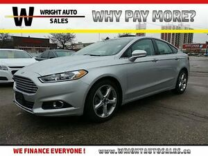 2016 Ford Fusion SE| SUNROOF| SYNC| BACKUP CAM| 60,802KMS