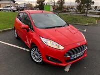 2014 Ford Fiesta Titanium 1.0 EcoBoost, New MOT, 1 Owner, Full Service History