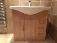 Stunning 800 mm Vanity Unit