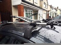 2x Thule cycle roof carrier