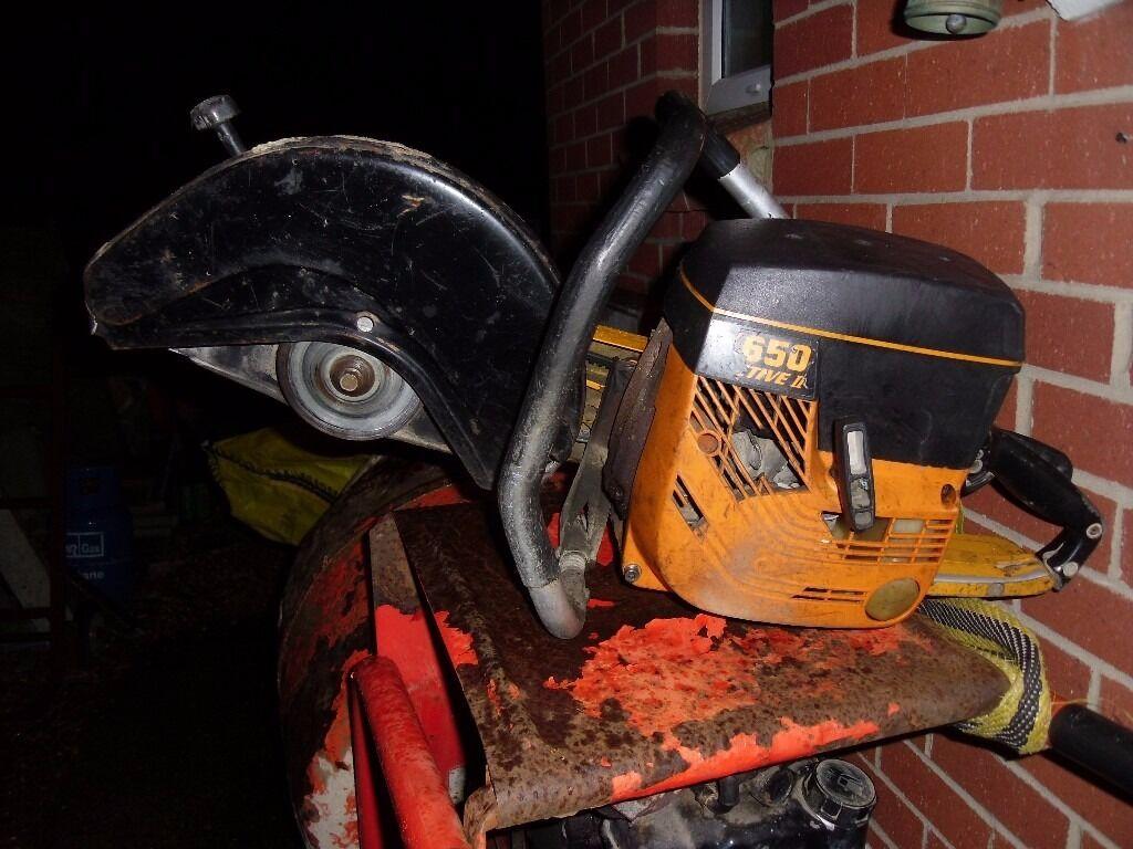 Petrol Partner K650 Disc Cutter
