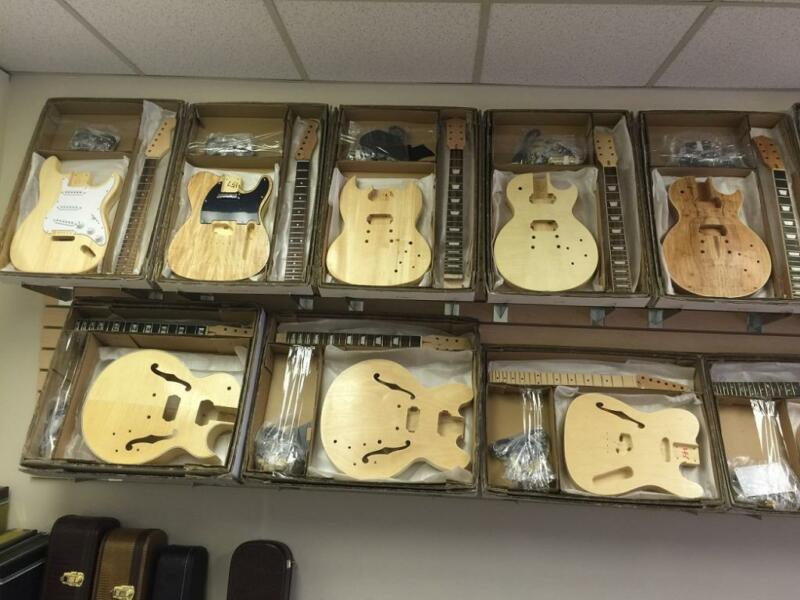 diy guitar kits the largest selection of do it yourself guitars guitars ontario kijiji. Black Bedroom Furniture Sets. Home Design Ideas