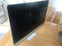 "Used 27"" iMac (Late 2015) 3.2 GHz Intel i5 Processor, 8 GB RAM and 256 GB of upgraded Flash Storage"