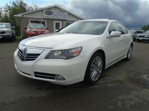 2012 Acura RL Elite ELITE All-WHEEL DRIVE
